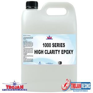 1000 SERIES - Epoxy High Clarity Resin