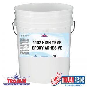 1102 SERIES- High Temp Epoxy Adhesive Cream