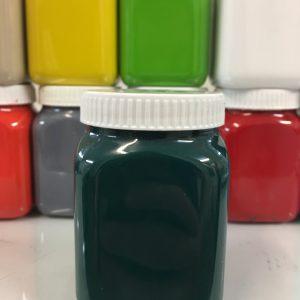 British Green Pigment